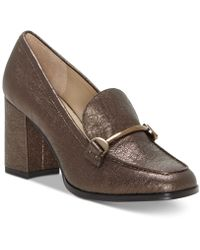 Enzo Angiolini - Mardell Detailed Dress Pumps - Lyst