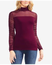 Vince Camuto - Illusion Top - Lyst