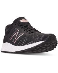 New Balance - Fresh Foam Arishi V2 Running Sneakers From Finish Line - Lyst