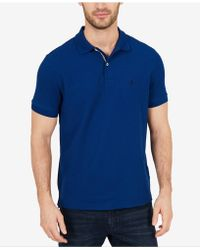 Nautica - Classic-fit Performance Deck Polo - Lyst