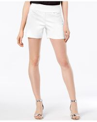 INC International Concepts - Pull-on Shorts, Created For Macy's - Lyst