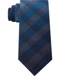 Kenneth Cole Reaction | Men's Grid Tie | Lyst