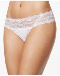 B.tempt'd   B.adorable Lace-waistband Bikini 932182   Lyst