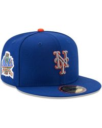 KTZ - New York Mets Ultimate Patch Collection Game 59fifty Fitted Cap - Lyst