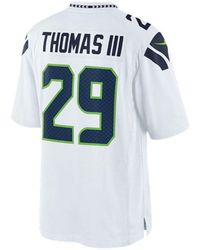 cd8828a78 Nike Men's Earl Thomas Iii Seattle Seahawks Color Rush Name & Number T-shirt  in Green for Men - Lyst