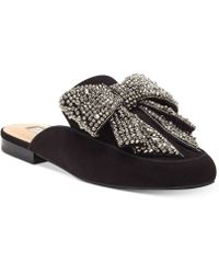 INC International Concepts - Women's Gannie Mules - Lyst