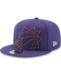 finest selection e19e9 ad479 KTZ Golden State Warriors Hwc Light Floral 9fifty Snapback Cap for Men -  Lyst