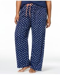 Hue - ® Plus Size Printed Pyjama Trousers - Lyst