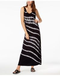 INC International Concepts - I.n.c. Tie-dyed Studded Maxi Dress, Created For Macy's - Lyst