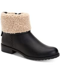 Style & Co. - Bettey Cuffed Booties, Created For Macy's - Lyst