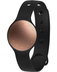 Misfit - Unisex Shine 2 Black Silicone Strap Activity Tracker 31mm S337sh2rz - Lyst