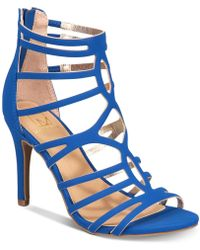 Material Girl - Pixie Caged Sandals, Created For Macy's - Lyst