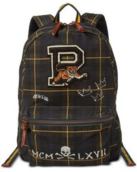 5dead8ebaae5 Lyst - Polo Ralph Lauren Drawstring Backpack in Black for Men