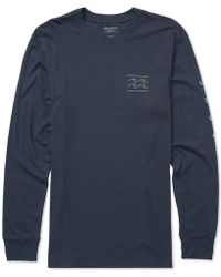 Billabong - Utility Graphic T-shirt - Lyst