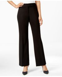 Calvin Klein | Double-button Slim Trousers | Lyst
