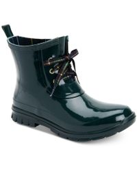 Charter Club - Traynor Rain Booties, Created For Macy's - Lyst