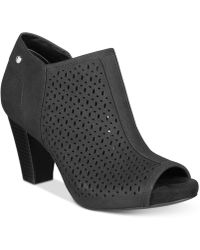 Giani Bernini - Angye Peep-toe Shooties - Lyst