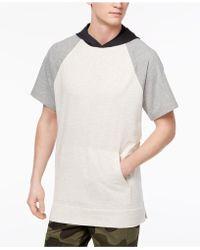 American Rag - Raglan Short-sleeve Hoodie, Created For Macy's - Lyst