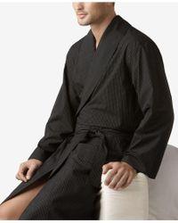 Polo Ralph Lauren - Soho Plaid Woven Robe - Lyst