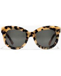 Madewell - Pacific Cat-eye Sunglasses - Lyst