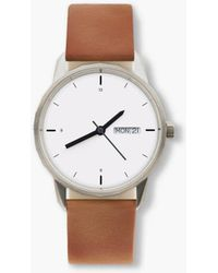 Madewell - Tinker 34mm Silver-toned Watch - Lyst