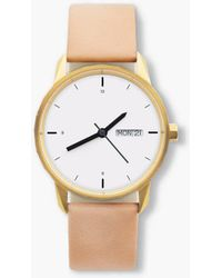 Madewell - Tinker 34mm Gold-toned Watch - Lyst