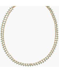 Madewell - Beadlink Choker Necklace - Lyst