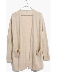 Madewell - Summer Ryder Cardigan Sweater - Lyst
