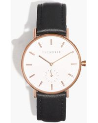 Madewell - The Horse Classic Watch - Lyst