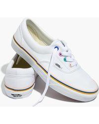 076f07efd41 Madewell - X Vans® Unisex Era Sneakers With Rainbow Grommets - Lyst