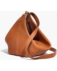 Madewell - The Leather Sling Bag - Lyst