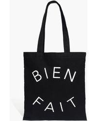 Madewell - The Reusable Canvas Tote - Lyst