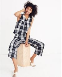 Madewell - Ace&jigtm Siesta Pull-on Trousers - Lyst