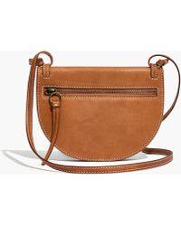 Madewell - The Siena Convertible Belt Bag - Lyst