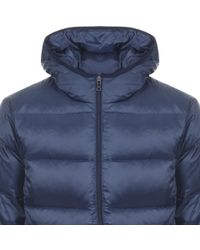 6800eda179d6 Paul   Shark Paul And Shark Contrast Knitted Jacket Navy in Blue for ...