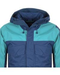 The North Face - Fantasy Ridge Jacket Blue - Lyst