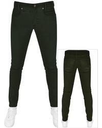 9f46e4e8abe G-Star RAW D-staq 5-pocket Slim Jeans in Blue for Men - Lyst