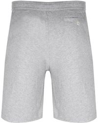 Ralph Lauren - Jersey Shorts Grey - Lyst