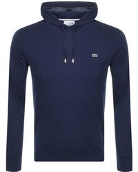 8b25b978 Lacoste Long Sleeve Jersey Hooded T-shirt, Th1485-51 for Men - Lyst