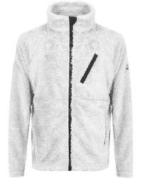 Penfield Breakheart Full Zip Fleece Jacket Gray