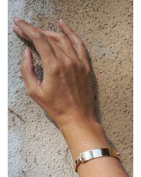 Maiyet | Nom De Plume Bracelet By Sandrine De Laage | Lyst