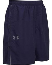 Under Armour - Woven Graphic Shorts Navy - Lyst
