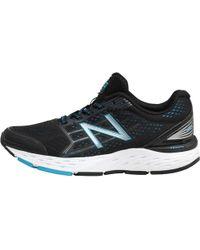 8f06b3cf6a100e Reebok Pheehan Run 4.0 Neutral Running Shoes Black coal white in ...