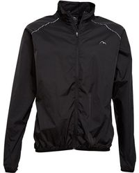 More Mile - Wind And Water Resistant Running Jacket Black - Lyst