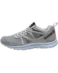 Reebok - Run Supreme 2.0 Neutral Running Shoes Beige - Lyst