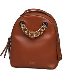 Fiorelli - Anouk Small Backpack Tan - Lyst
