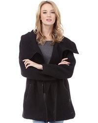 Bench - Secure Jacket Black - Lyst