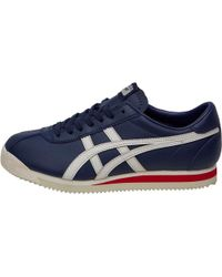 Onitsuka Tiger - Tiger Corsair Trainers Indigo Blue/birch - Lyst