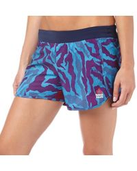 Reebok - Crossfit Ass To Ankle Shorts Wild Blue - Lyst