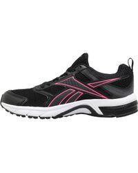 Reebok - Pheehan Run 4.0 Neutral Running Shoes Black/coal/white - Lyst